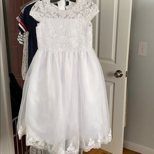 US Angels Communion Dress